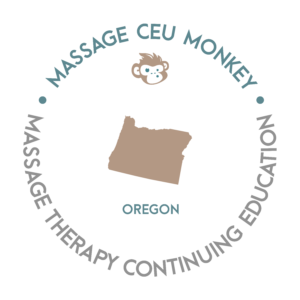 Oregon Massage CEU and Massage Therapy Continuing Education