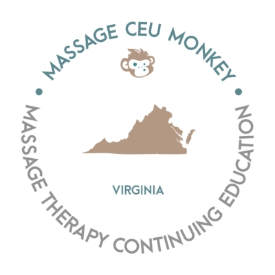 Virginia Massage Therapy CEU and Massage Therapy Continuing Education