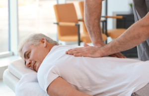 Massage Therapy Male