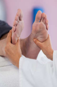 Reflexology for Dementia